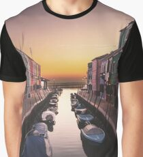 Euro Streams Graphic T-Shirt