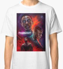 Moonlight - Movie Poster Classic T-Shirt