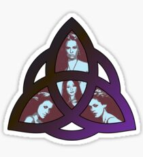 Charmed Triquetra Sticker
