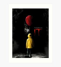 IT - Movie Poster 2017 Art Print
