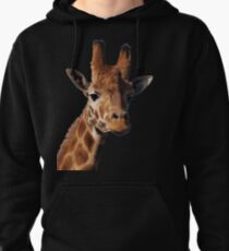 Giraffe Pullover Hoodie