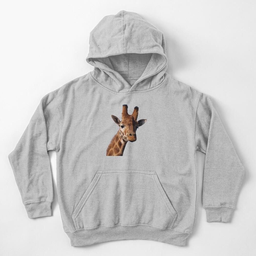 Giraffe Kids Pullover Hoodie