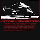 I Identify as an Attaack helicopter - Airwolf Edition by BarbwireCult