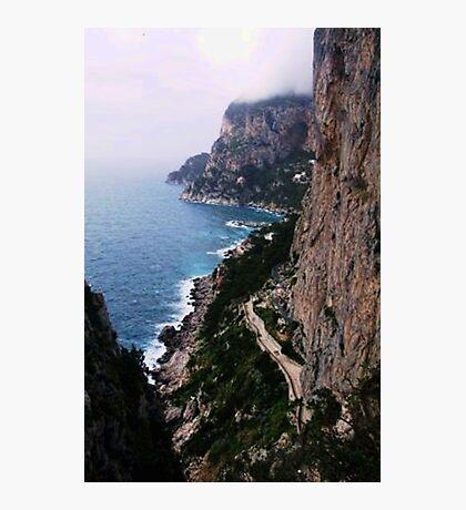 The Amalfi Coast Photographic Print