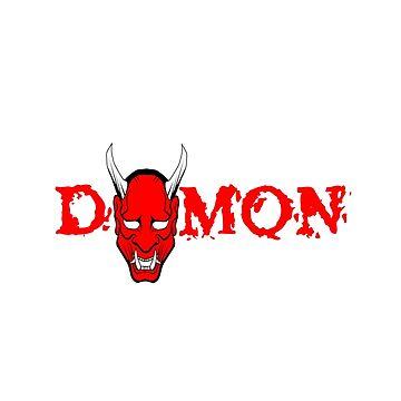 Demon Devil by coxon