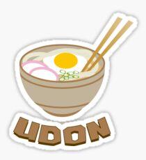 Udon Noodle Japanese Soup Sticker