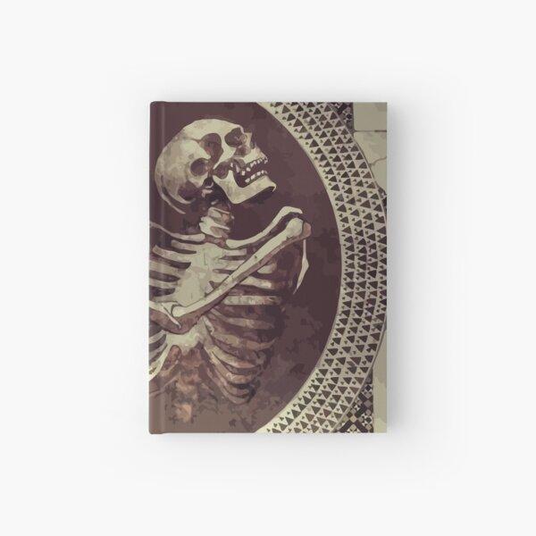Hannibal: Dancing Skull + Skeleton Mosaic  Hardcover Journal