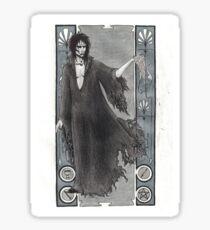 Morpheus- The Magician Tarot Sticker