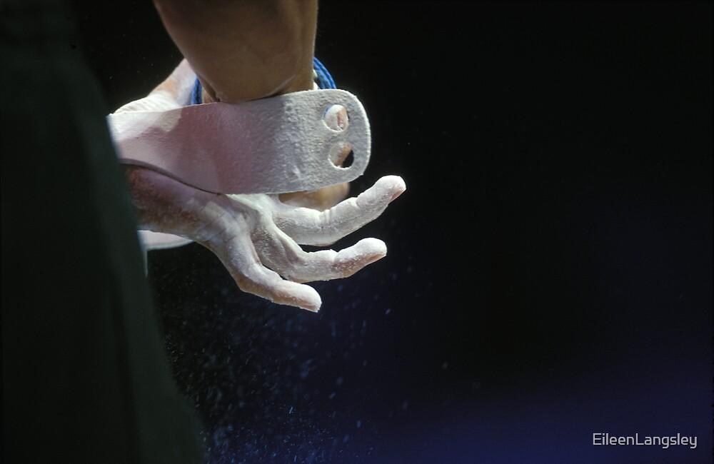 Gymnast's handgrip by EileenLangsley
