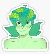 The Green Bean Sticker