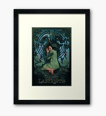 Pan's Labyrinth  Framed Print