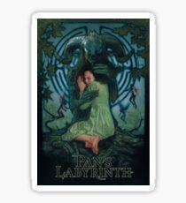 Pan's Labyrinth  Sticker