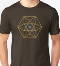 Cuboctahedron, Structur of Universe, Sacred Geometry T-Shirt
