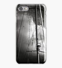 Towering Masts iPhone Case/Skin