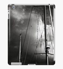 Towering Masts iPad Case/Skin