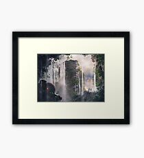 Flooded City  Framed Print