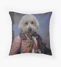 Prince Bogart Throw Pillow