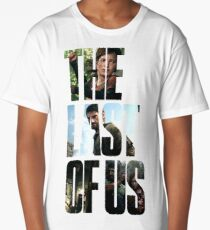 the last of us Long T-Shirt