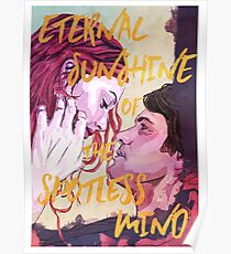 Eternal Sunshine of a Spotless Mind  Poster