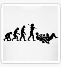 jiujitsu evolve  Sticker