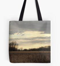Saskatchewan Sunset 1 Tote Bag