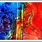 Shaman Blues by Kaye Bel -Cher