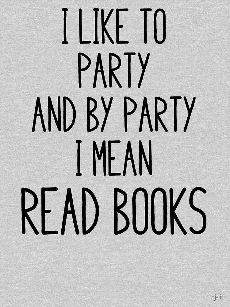 Read Books by cjah