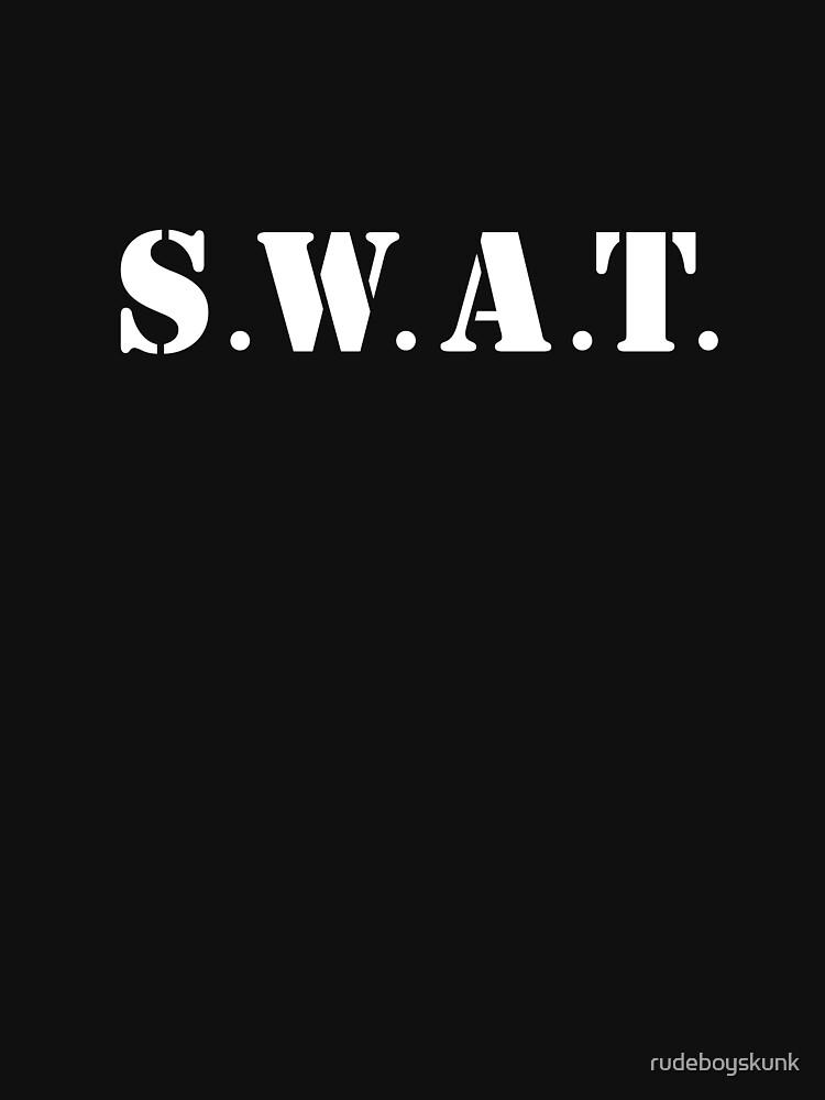 S.W.A.T. by rudeboyskunk