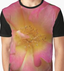 Pastel Roses Graphic T-Shirt