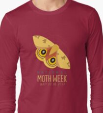 National Moth Week 2017 T-Shirt