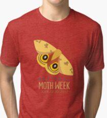 National Moth Week 2017 Tri-blend T-Shirt