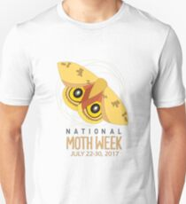 National Moth Week 2017 Unisex T-Shirt