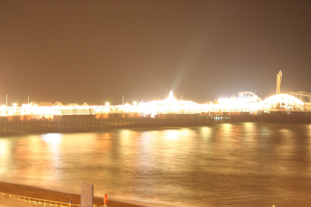 brighton Pier by jscott40