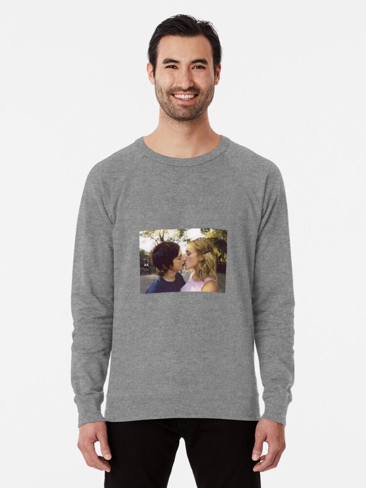 0384fc34 'Harmony Korine and Chloë Sevigny' Lightweight Sweatshirt by blzabub