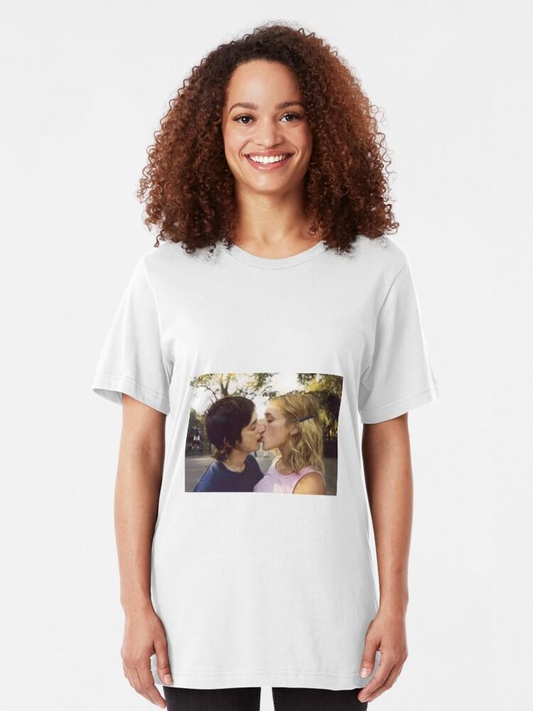 d5b18326 Harmony Korine and Chloë Sevigny | Slim Fit T-Shirt