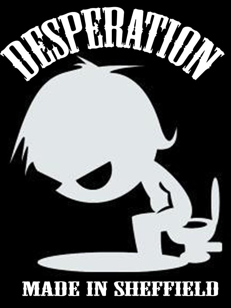 despo poster by DesperationUK