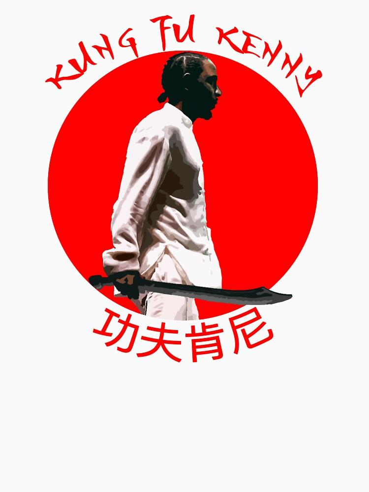 Kung Fu Kenny | Unisex T-Shirt
