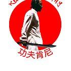 Kung Fu Kenny by Granteus