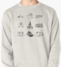 Elements of Magic Pullover Sweatshirt