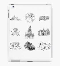 Elements of Magic iPad Case/Skin