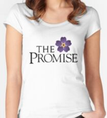 The Promise Women's Fitted Scoop T-Shirt