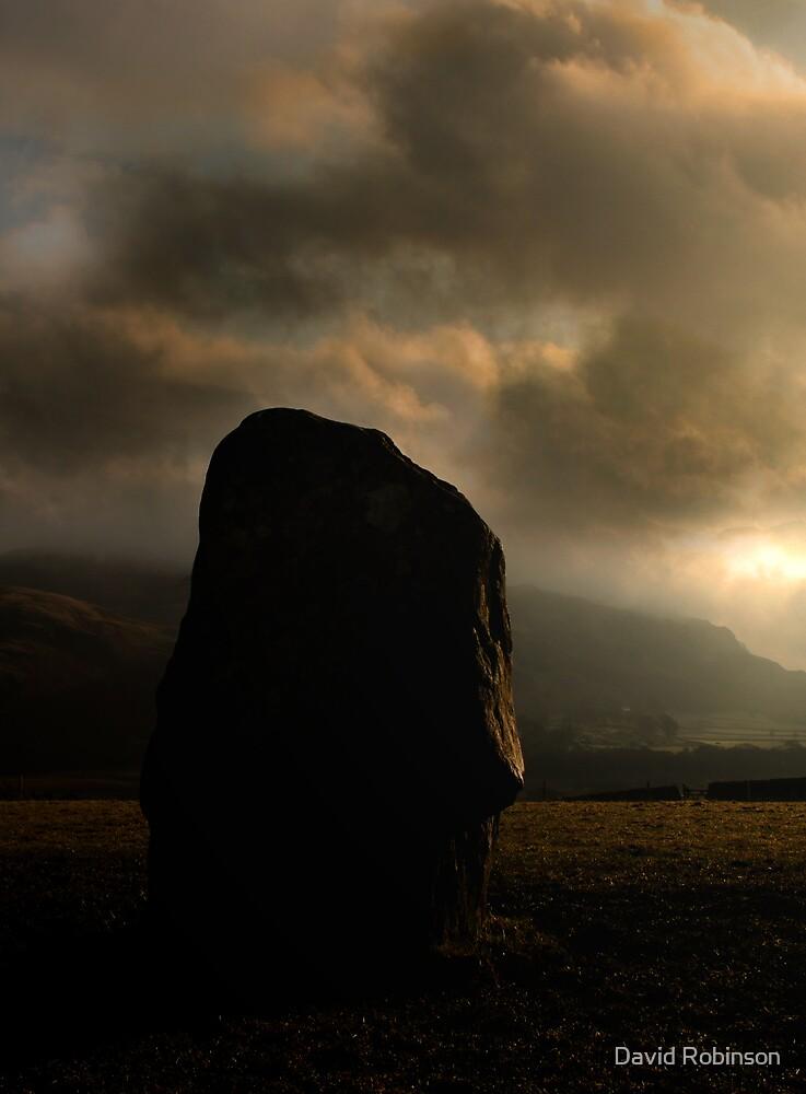 Standing Stone by David Robinson