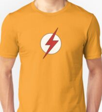 Flash / Kid Flash logo Young Justice Unisex T-Shirt