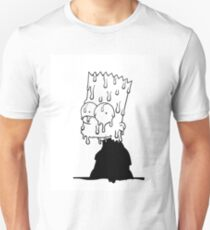 Bart Melting Unisex T-Shirt