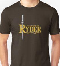 The Legend of Ryder - Mass Effect Andromeda Unisex T-Shirt