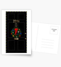 221 Before Christmas Postcards