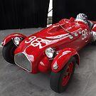 1950 Allard J2 Race Car, New York City by lenspiro
