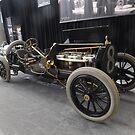 1909 Alco-6 Racer, New York City by lenspiro