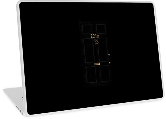 221B - turned knocker by gruffyjustice