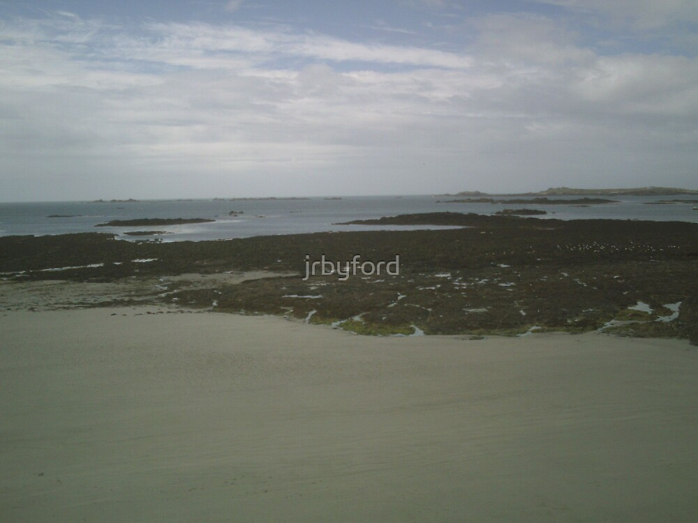 Guernsey Beach by jrbyford
